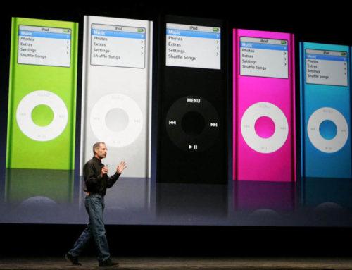 Apple chính thức khai tử iPod nano và shuffle